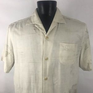 Men's Tommy Bahama Island Modern Fit Shirt Silk